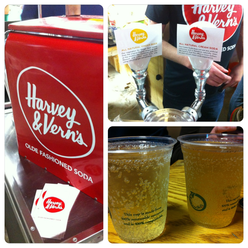 Harvey And Vern S Olde Fashioned Soda