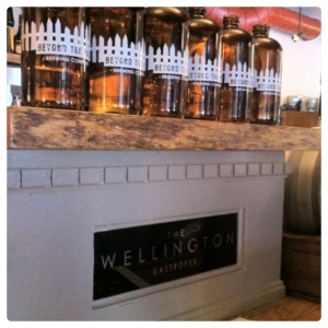 BTP Tap Takeover at The Wellington Gastropub