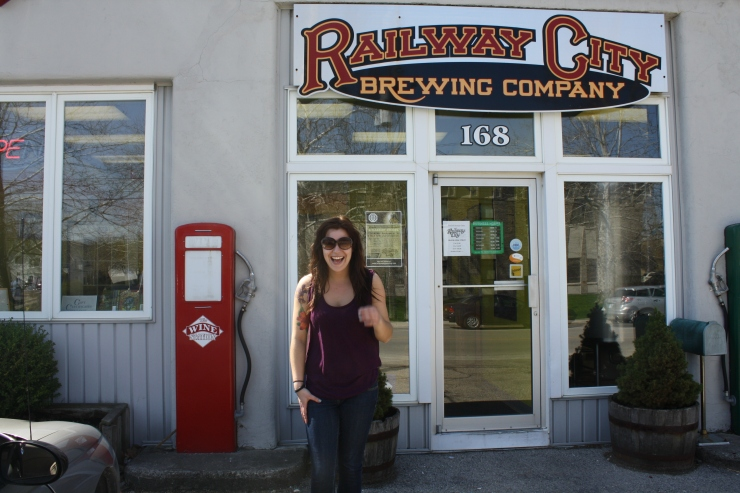 the beer gypsy at railway city