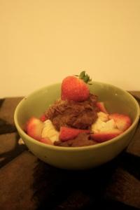 Muskoka WinterBeard Ice Cream Float