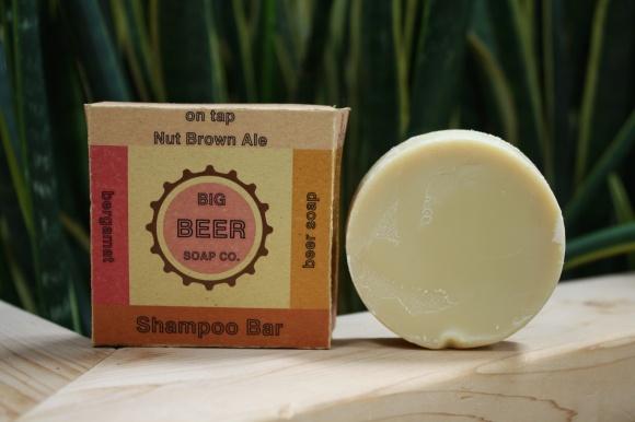 Beer & Beauty: Big Beer SoapCo.